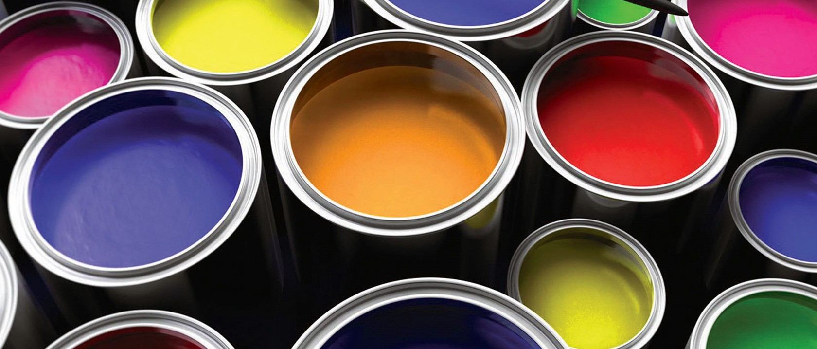 Industrial Paints, Enamels and Primers Exporters